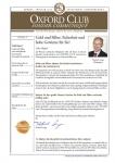 Gold und Silber: Sicherheit und hohe Gewinne für Sie