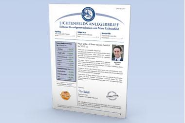 Lichtenfelds Anlegerbrief